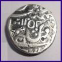 Bengal Sultan Shamsuddin Iliyas Shah, Mint Firuzabad, Dated 758, silver coin