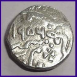 Jodhpur State Pau Anna - Daroga Mark: Ma - Copper Coin