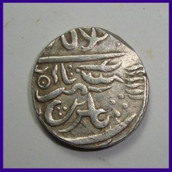 1910 One Anna Edward VII King  British India Coin