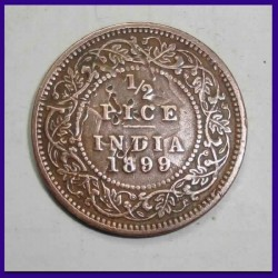 India Bengal Presidency One Pie 6.18 gms Copper Coin