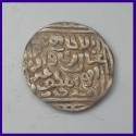 1835 William IIII One Rupee RS Incuse East India Company Silver Coin