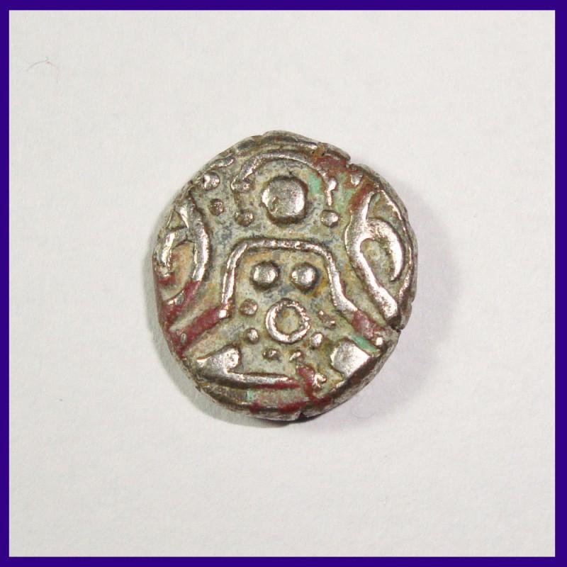 Ancient India Ajaya Deva Silver Coin