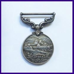 Miniature Silver Medal George V King