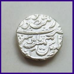 Jodhpur State Alamgir II One Rupee Silver Coin