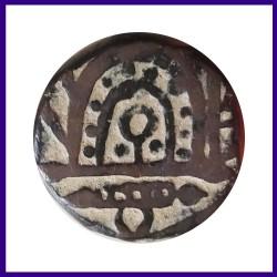 Pratapgarh One Paisa Udaya Singh Shri Riyasat Copper Coin