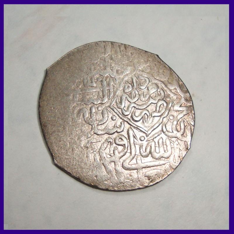 Shahrukhi Shirmard Herat Mint Abul Fath Muhammad Shaybani Silver Coin