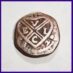 1820 Bombay Presidency Pice Scales / Tarazu Coin East India Company