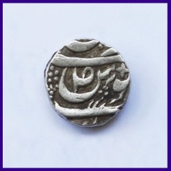Patiala State Amar Singh One Rupee Silver Coin