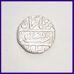 Kotah Nandgaon Mint One Rupee Silver Coin