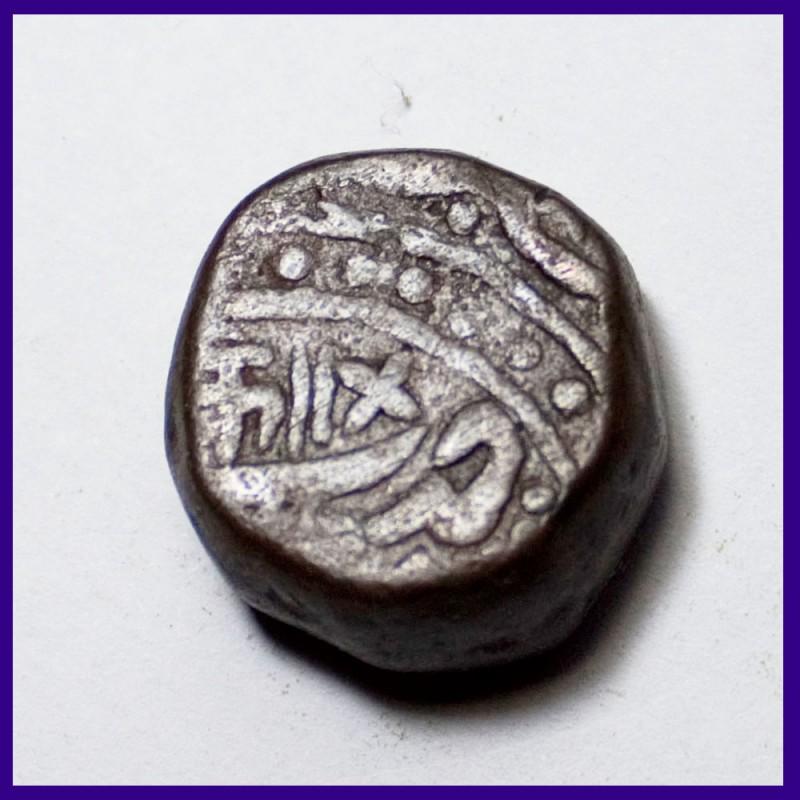 Jodhpur Daroga Mark 'Ki' Sojat Mint Copper Takka