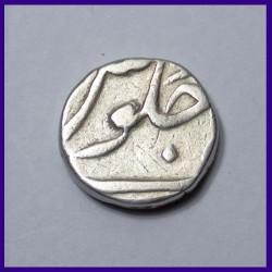 Bombay Presidency Half Rupee Silver Coin East India Company