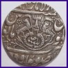 1947 British India 1 Rupee Certified Lahore Mint George VI King Coin